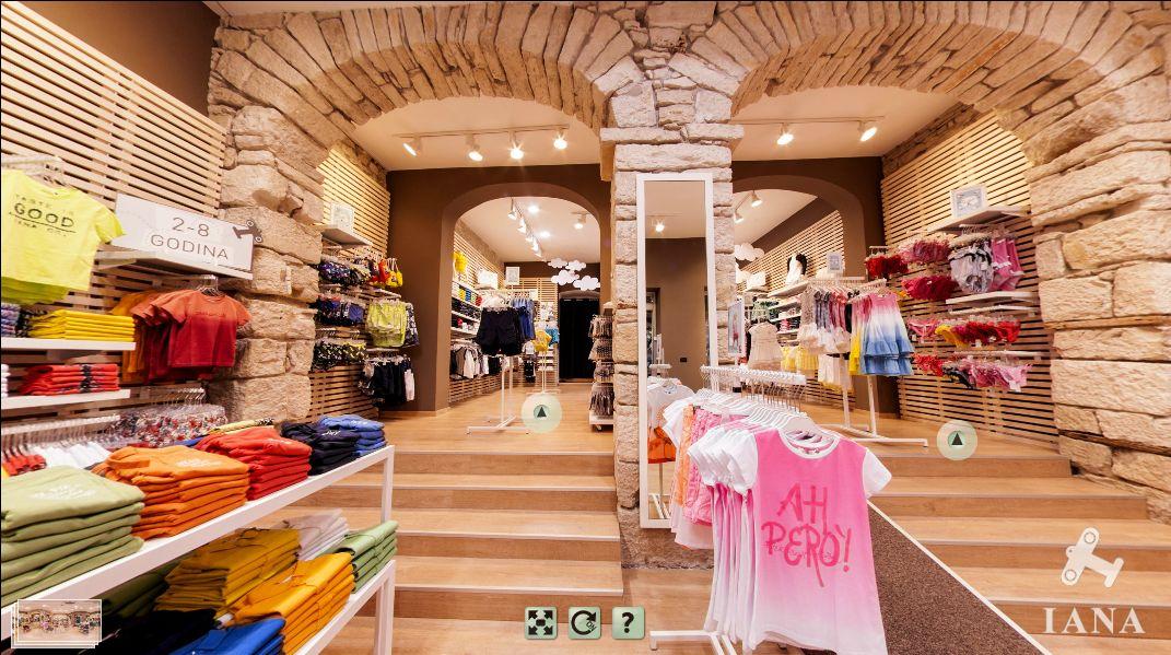 Iana Shop, Pula