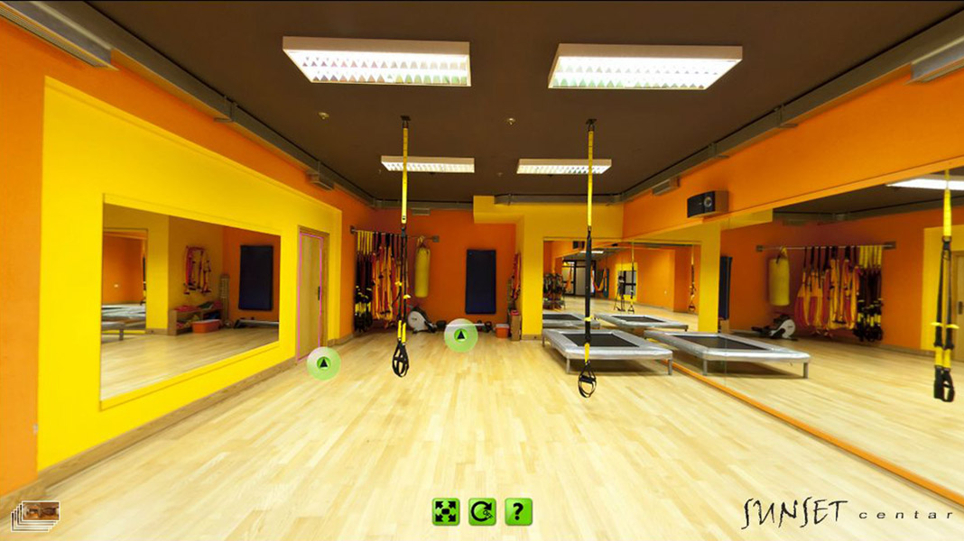 Sunset Center – Fitness and trening center in Pula